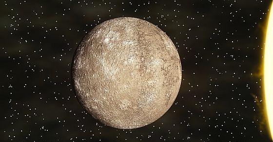 Merkury ciekawostki