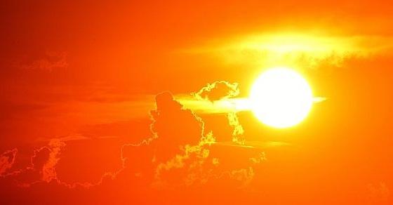 słońce grafika