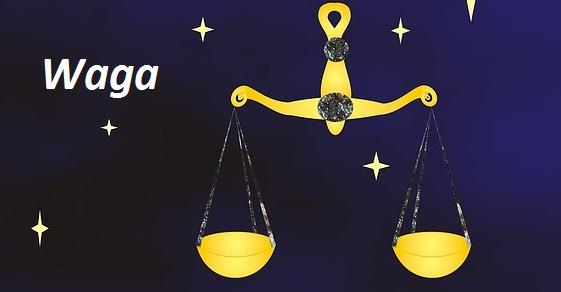 zodiak waga