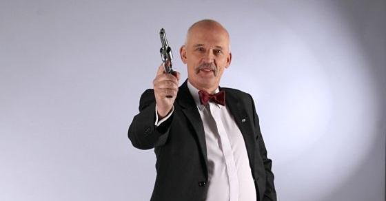 Janusz Korwin-Mikke ciekawostki
