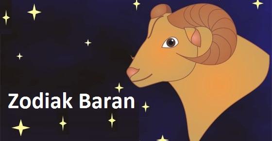 zodiak baran