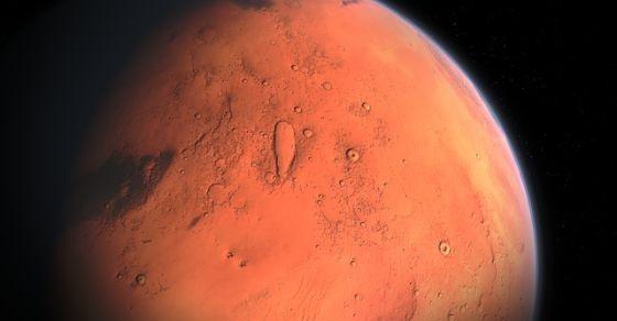 Mars grafika