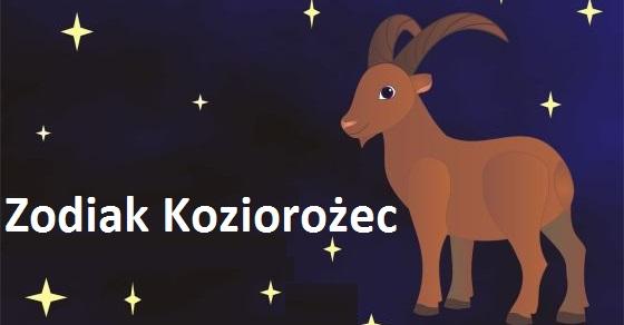 Koziorożec zodiak