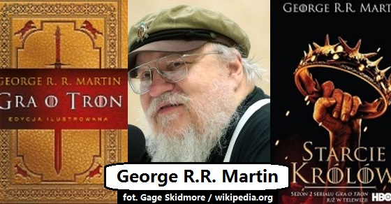 George R.R. Martin ciekawostki