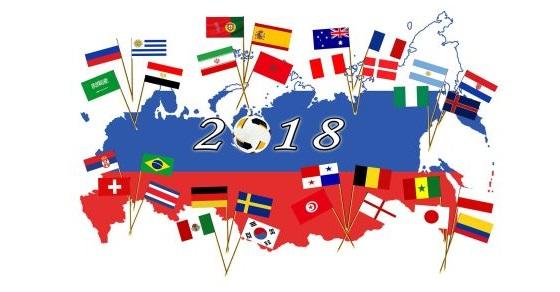 Mistrzostwa Świata 2018 grafika