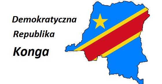 Demokratyczna Republika Konga grafika