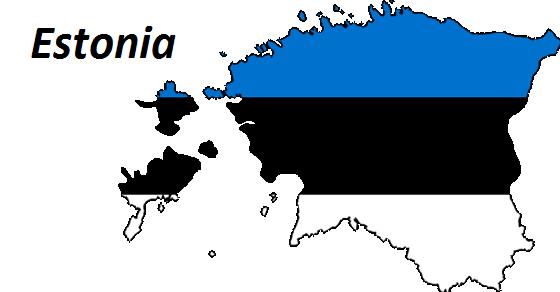 Estonia grafika