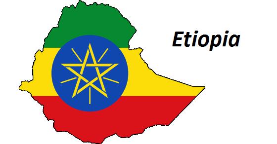 Etiopia grafika