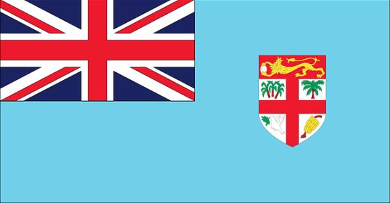 Fidżi grafika