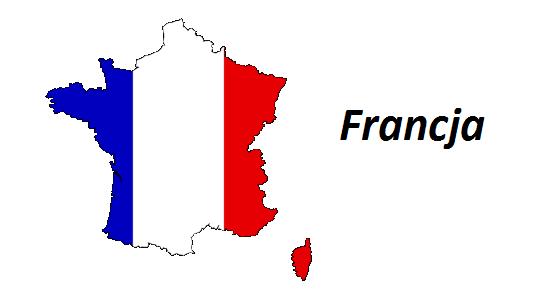 Francja grafika