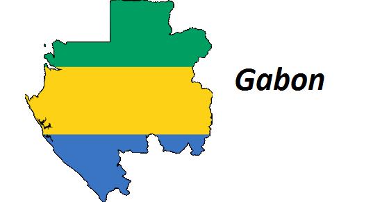Gabon grafika