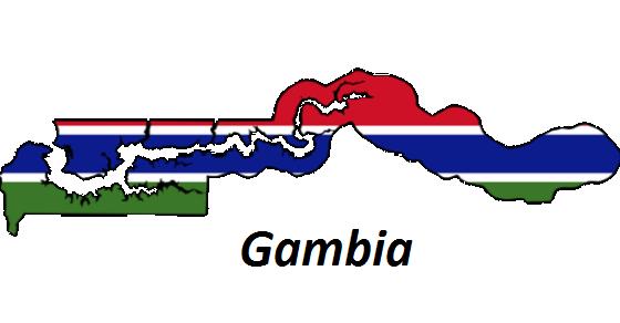 Gambia grafika