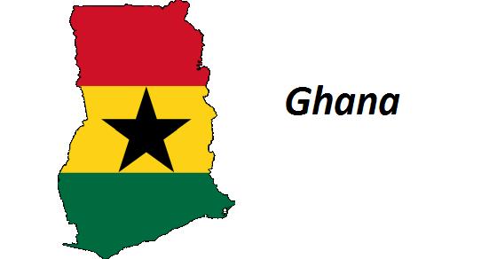 Ghana grafika