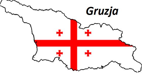 Gruzja grafika