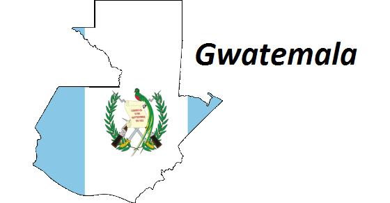 Gwatemala grafika