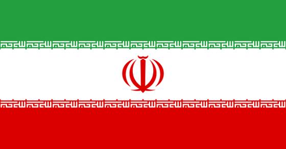 Iran grafika