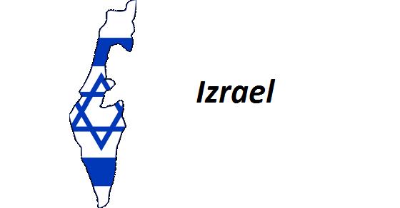 Izrael grafika