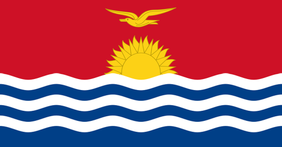 Kiribati ciekawostki