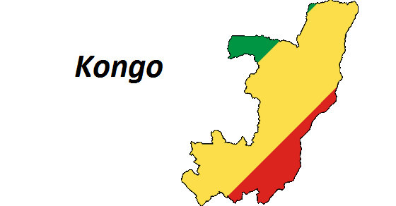 Kongo grafika