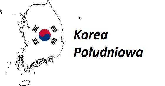 Korea Południowa grafika