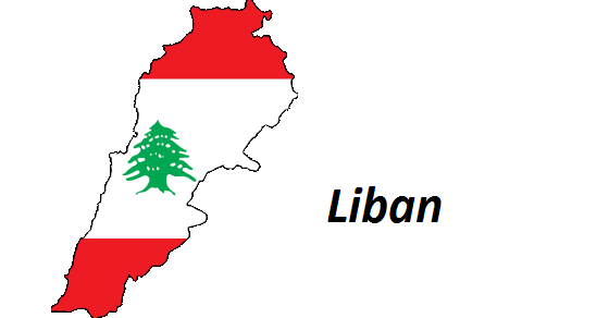 Liban grafika