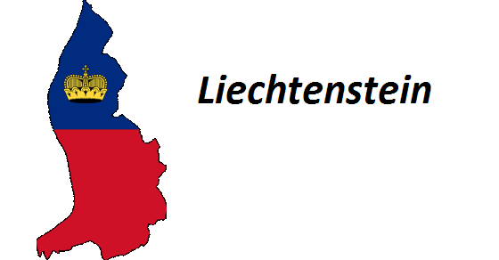 Liechtenstein grafika
