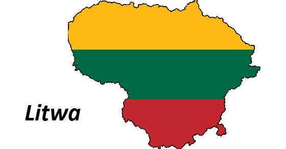 Litwa grafika