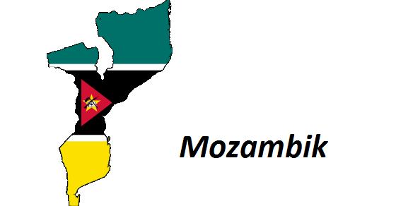 Mozambik grafika
