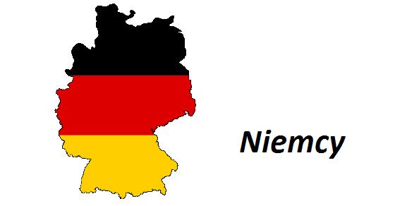 Niemcy grafika