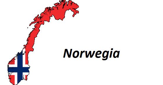 Norwegia grafika