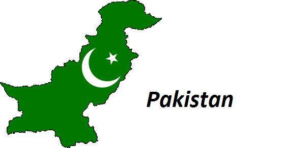Pakistan grafika