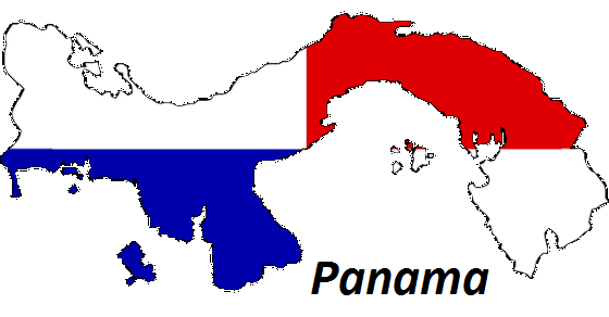 Panama grafika