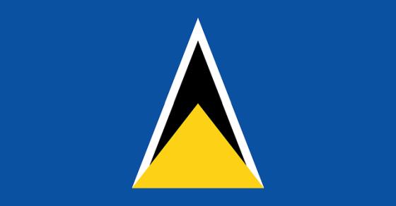 Saint Lucia grafika