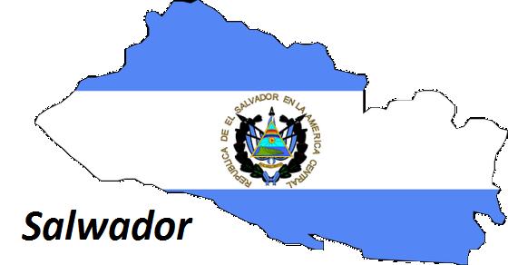 Salwador grafika