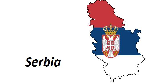 Serbia grafika