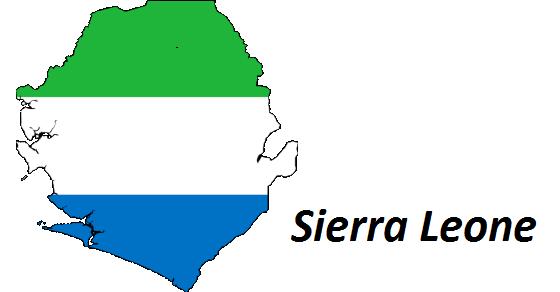 Sierra Leone grafika