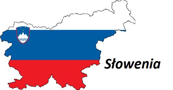 Słowenia grafika