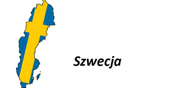 Szwecja grafika