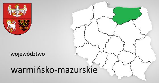 Województwo warmińsko-mazurskie ciekawostki