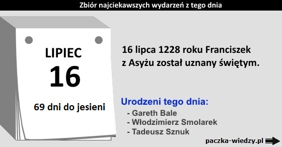 16lipca
