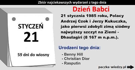 21stycznia