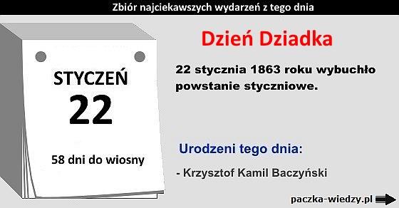 22styczeń