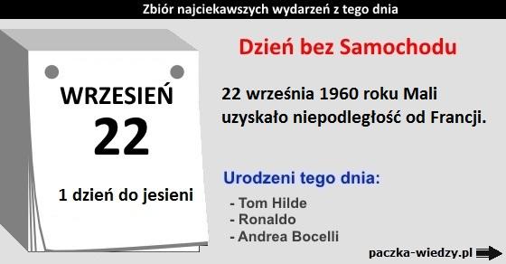 22września