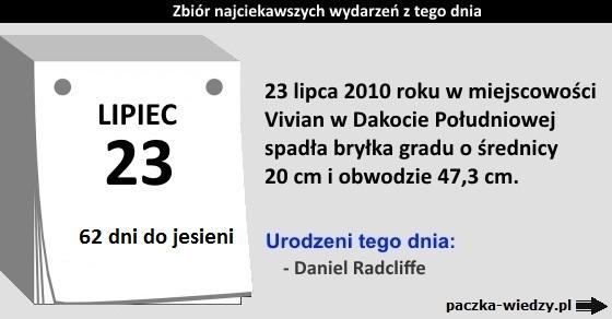 23lipca