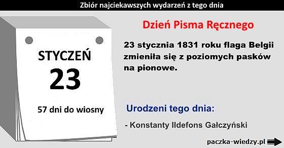 23styczeń