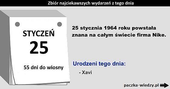 25styczeń