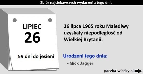 26lipca