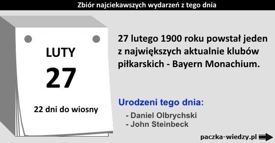 27lutego