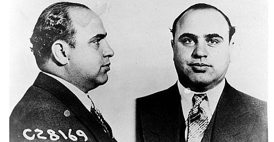 Al Capone ciekawostki