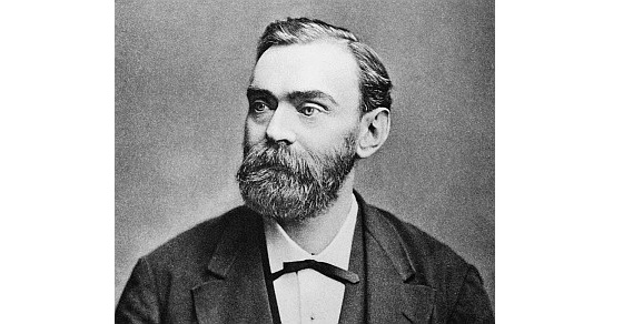 Alfred Nobel ciekawostki